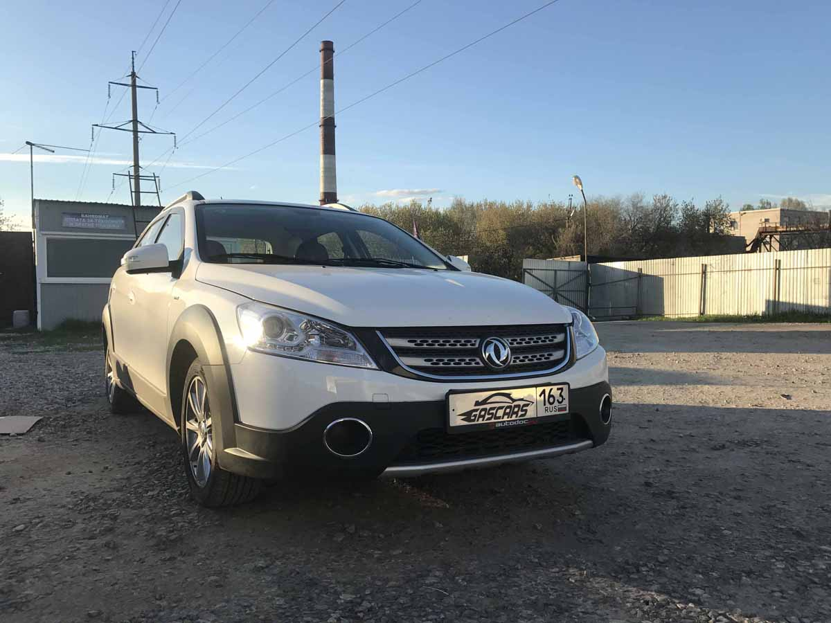 DongFeng DFM H30 cross