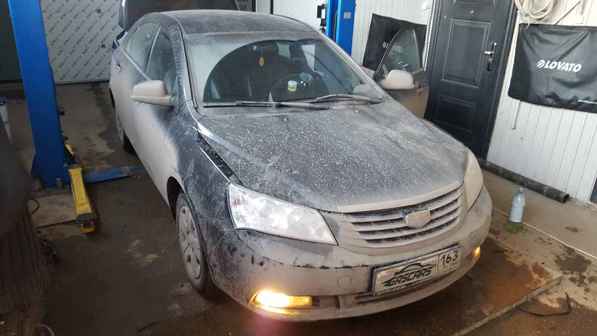 Geely Emgrand 1.8